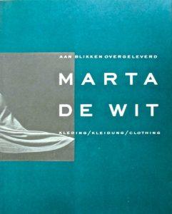 Aan blikken overgeleverd – Marta de Wit